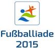 Logo der Fußballiade 2015